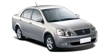 Geely FC (Vision) '2007-2011