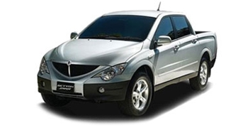 SsangYong Actyon Sports '2005-2012