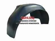 Подкрылок Great Wall Haval (Hover) M4 '2012-> (задний правый) Mega Locker